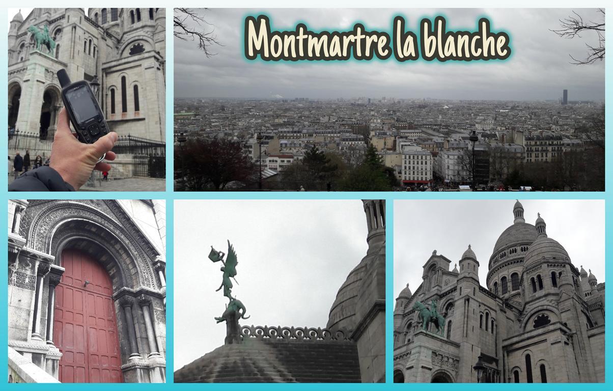 Montmartre la blanche