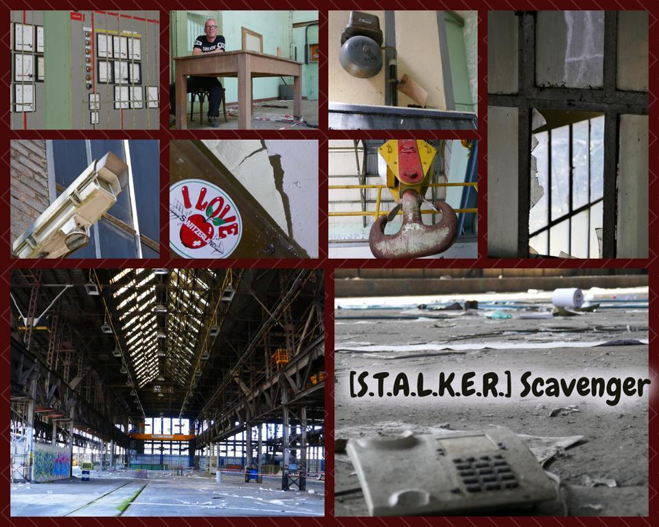 [S.T.A.L.K.E.R.] Scavenger