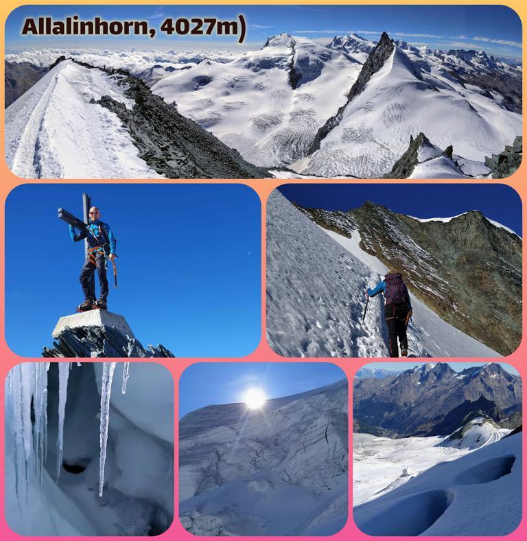 Allalinhorn-4027m