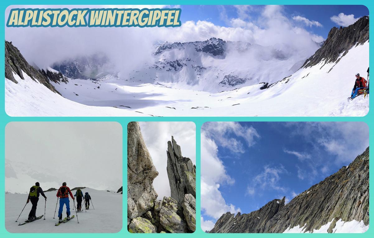 Alplistock-Wintergipfel