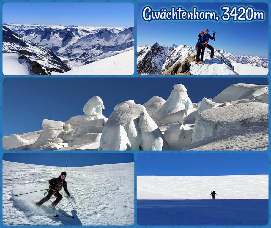 Gwächtenhorn-3420m