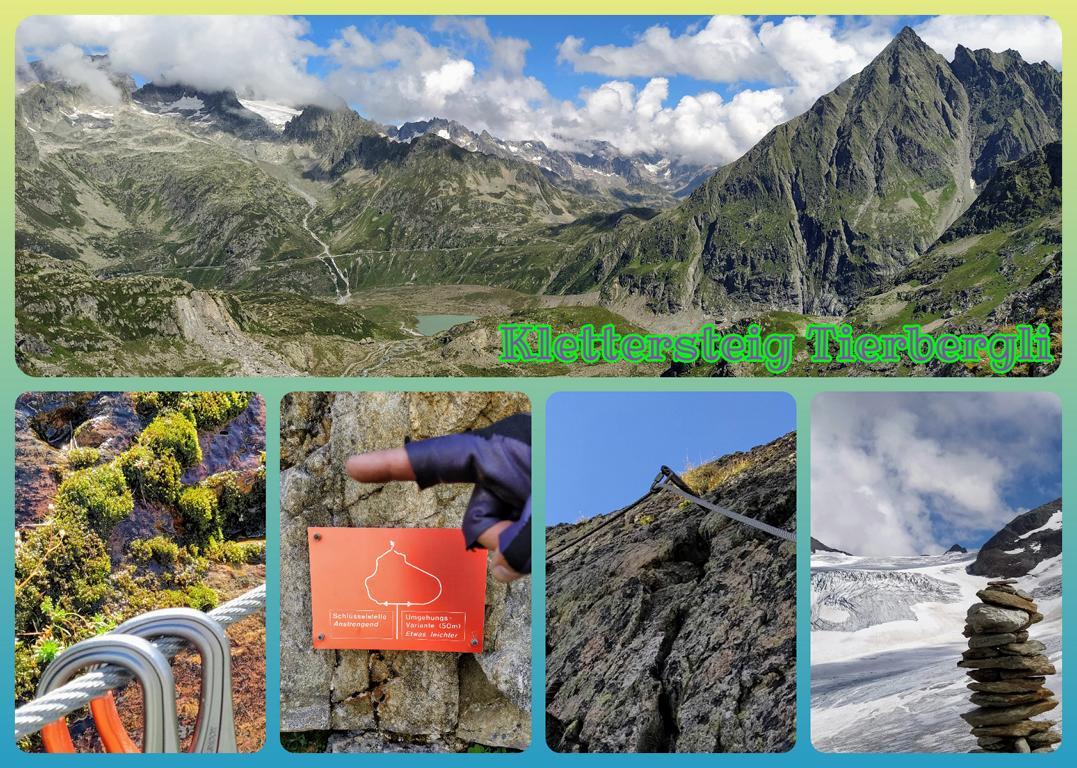 Klettersteig-Tierbergli
