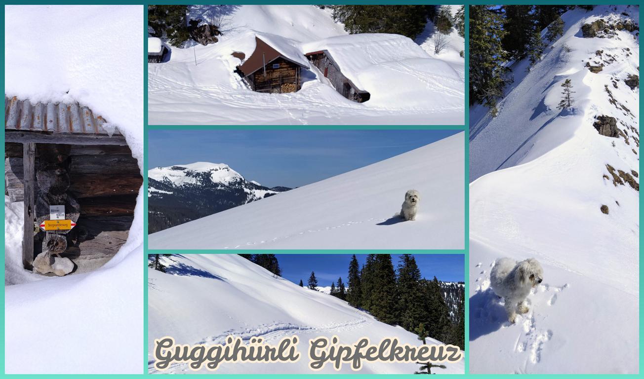 Guggihuerli-Gipfelkreuz