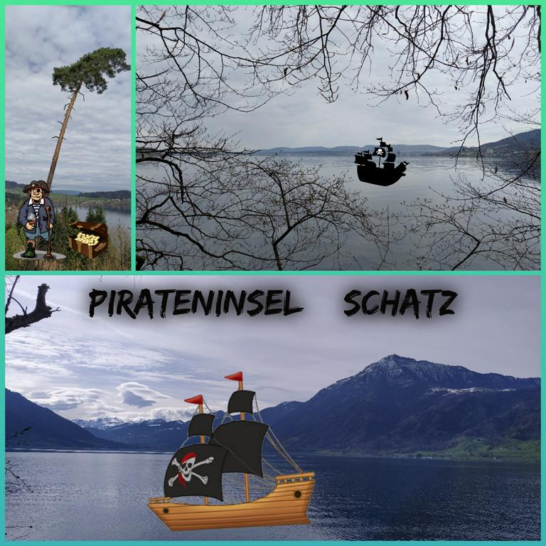 Pirateninsel-Schatz