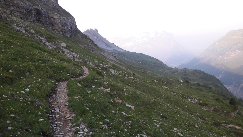 Klettersteig Tälli : Gadmerflue und tälli klettersteig u houptsach ufwärts