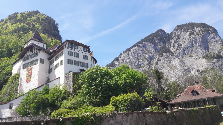 Klettersteig Wimmis : Klettersteig mürren skischule bergsport grindelwald