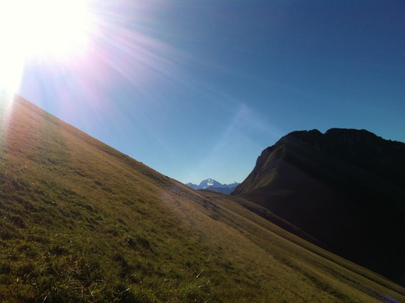Doldenhorn in der Mitte
