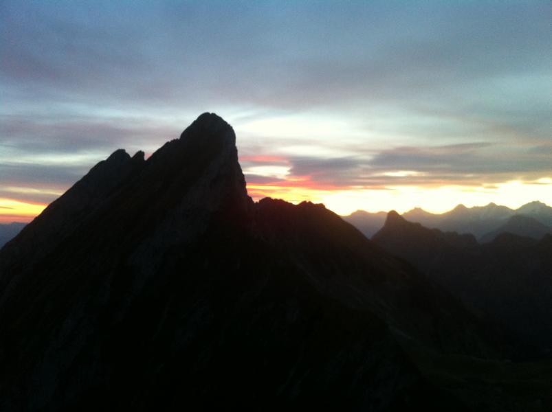 Klettersteig Gantrisch : Klettersteig gantrisch u chrummfladeflueh houptsach ufwärts