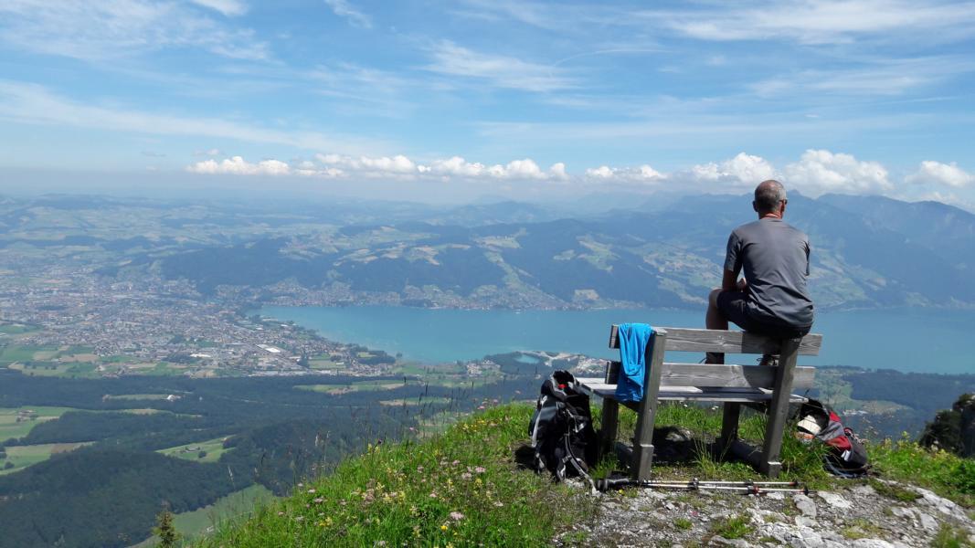 Klettersteig Wimmis : Wimmis u e sunnighorn nüschlete stockhorn houptsach ufwärts