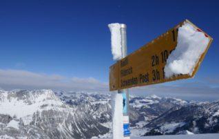 Skitour, Rauflihore 2'323m
