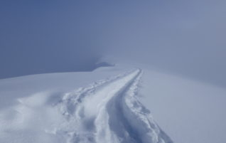 Grindelgrat 2'392m, Skitour