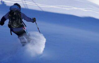 Le Dôme, 2'995m, Skitour ;-)