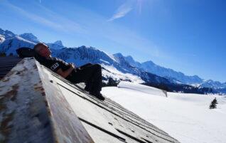 Hohganthütte Schneeschuhtour