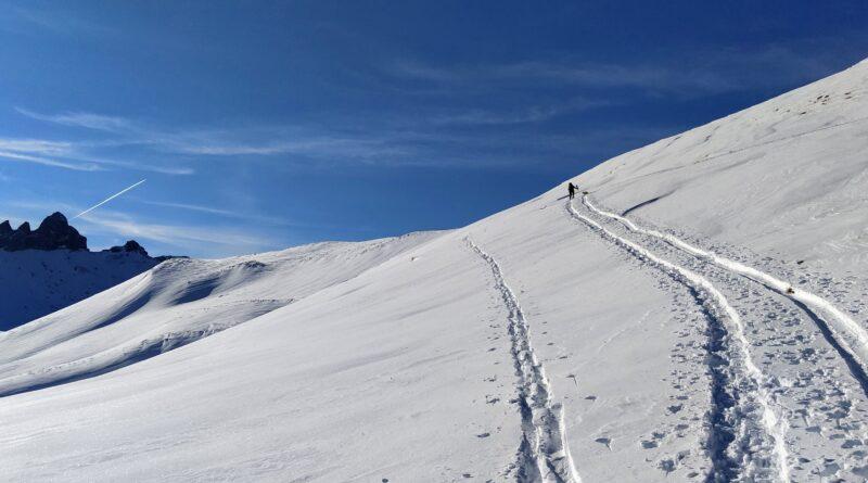 Höji Sulegg 2'413m und Grosse Scheidegg
