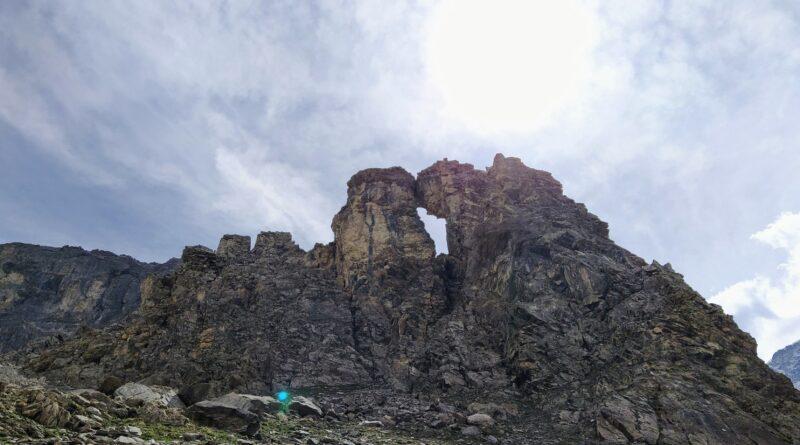 Spitzhore 2'211m und Flying Dirloch