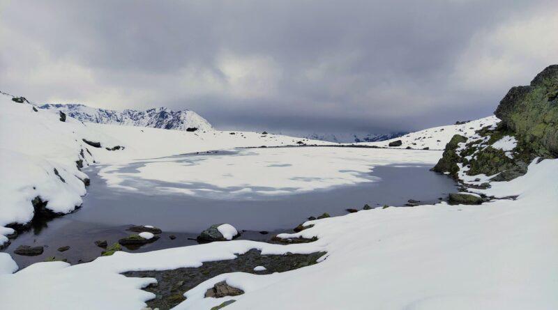Flüeseen in Juf, 2'682m