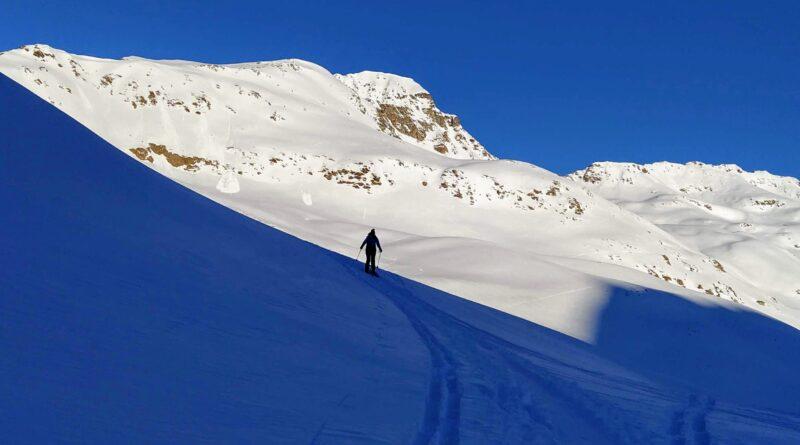 5 Tages Skitour der unvollendeten Gipfel