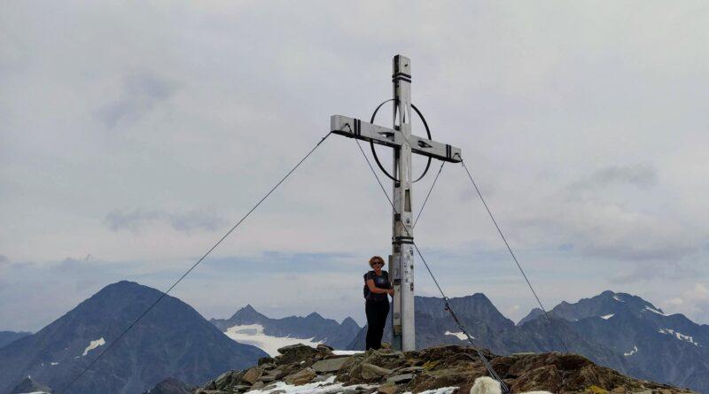 Hinterer Daunkopf, 3'225 m